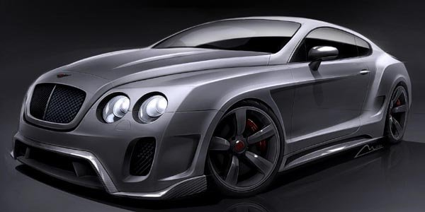 Bentley Continental GT by Vilner