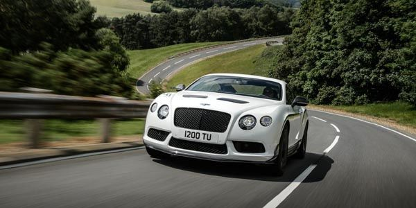 Goodwood : du beau monde chez Bentley