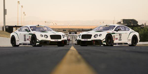 Bentley Motorsport sur tous les fronts en 2015
