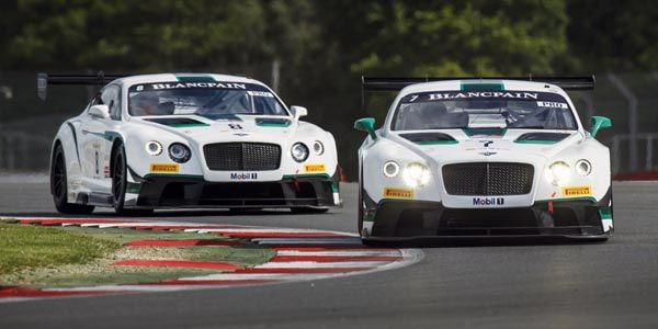Bathurst : Bentley confirme ses équipages