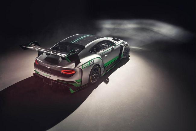 La nouvelle Bentley Continental GT3 se dévoile