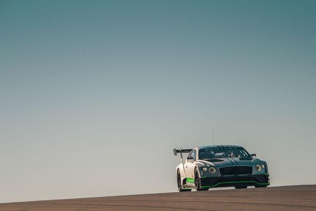La nouvelle Bentley Continental GT3 entre en scène
