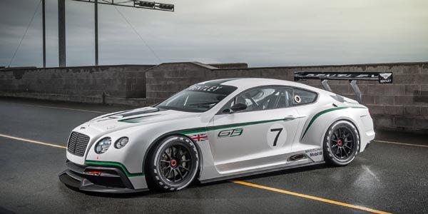 M-Sport et Bentley à l'oeuvre sur la GT3