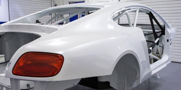 La Bentley Continental GT3 se prépare