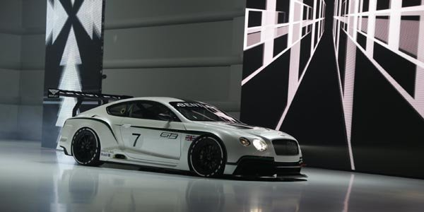 Nouveau teaser pour la Continental GT3