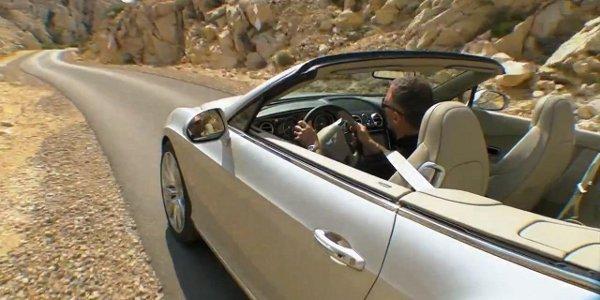 Bentley Continental GTC 2011, la vidéo