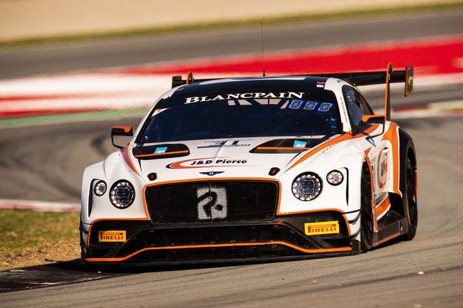 Bentley crée sa Motorsport Academy