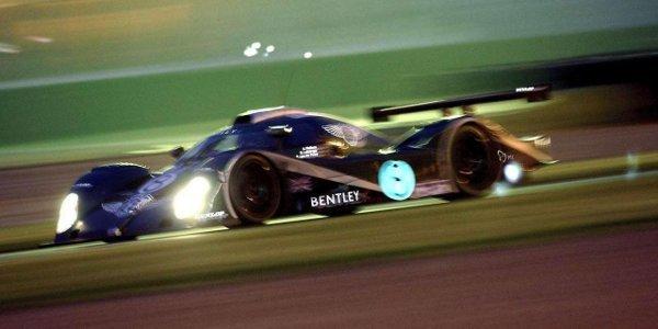 Bentley envisage un retour au sport auto