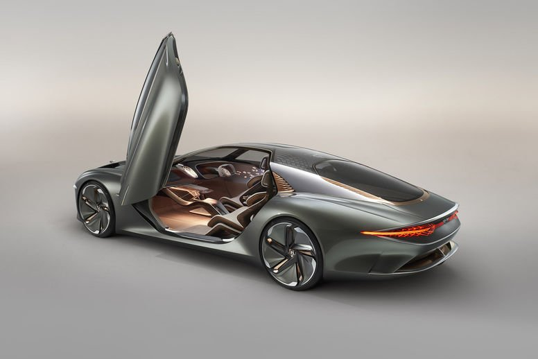 Concept Bentley EXP 100 GT : le Grand Tourer de 2035