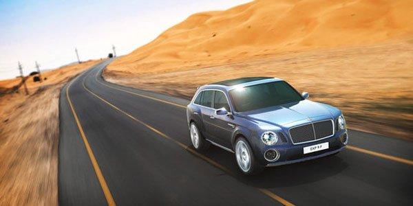Bentley serait intéressé par le Dakar