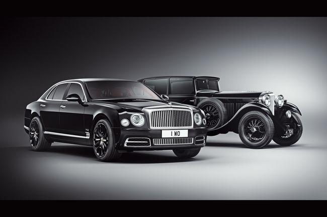 Bentley fête son centenaire à Shanghai