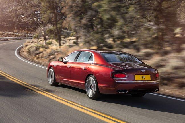 Une version S pour la Bentley Flying Spur V8