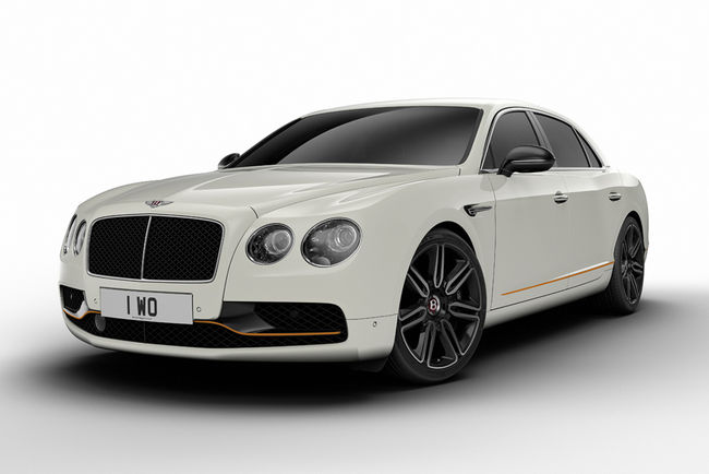 Bentley Flying Spur Design Series par Mulliner