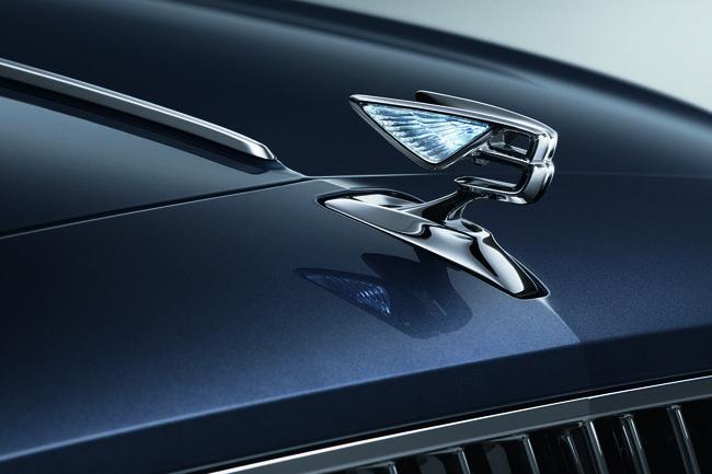 Nouvelle Bentley Flying Spur : premières images