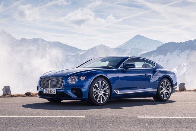 Bentley rend hommage à ses artisans couturiers