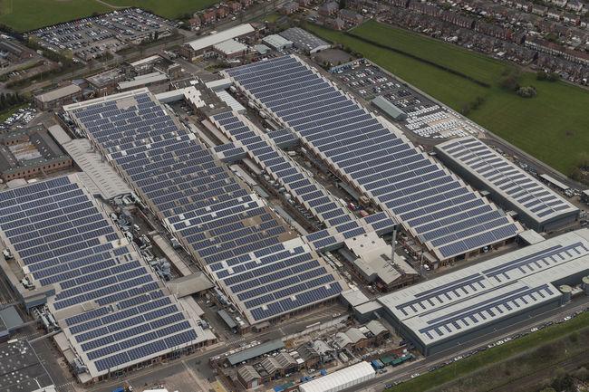 Bentley poursuit son investissement dans le solaire