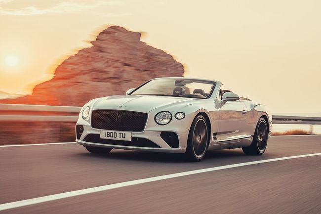Bentley : une édition spéciale centenaire en approche