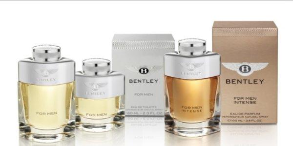 Insolite : Bentley se met au parfum !