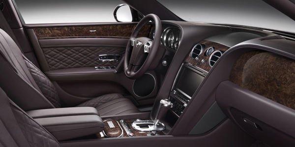 Mulliner peaufine son offre pour la Bentley Flying Spur