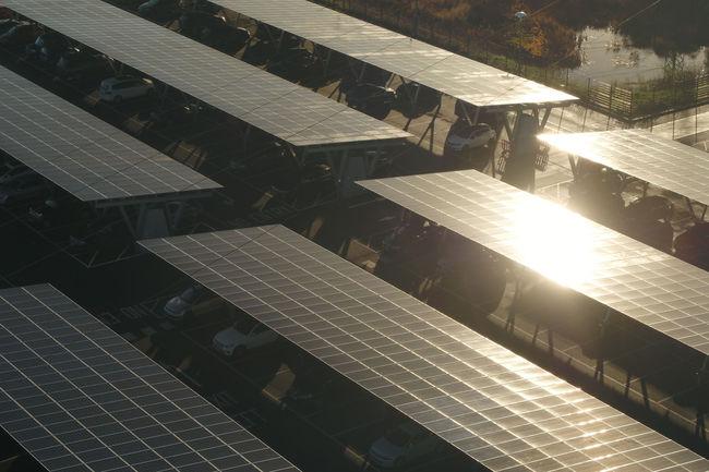 Bentley complète ses installations solaires à Crewe