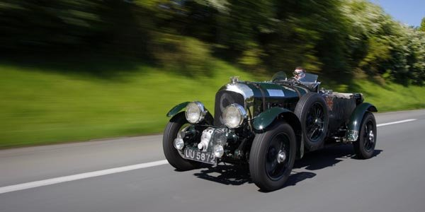 Des Bentley Blower aux Mille Miglia 2013