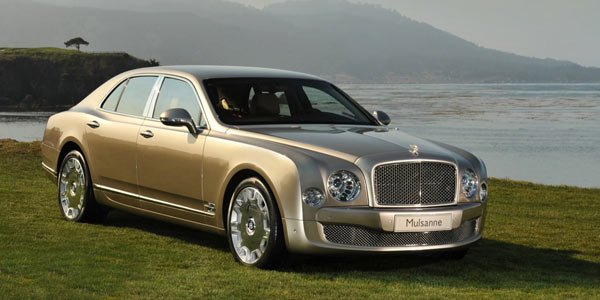 Bentley Mulsanne Coupé ?