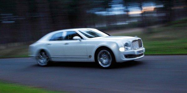 Bentley rend hommage à Mulsanne