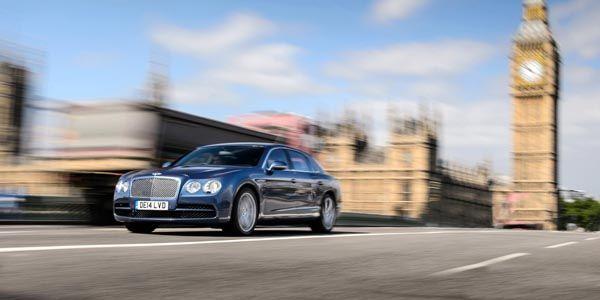 Résultats Bentley en hausse en 2014