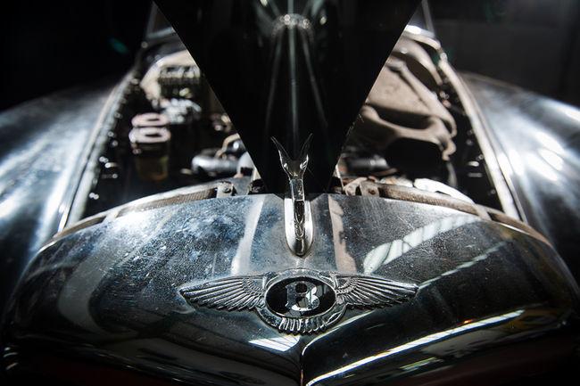 La Bentley de Sir Ray Davies aux enchères