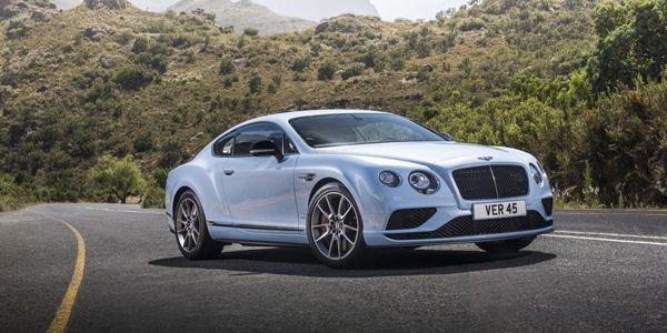 Ventes 2015 : Bentley séduit au Royaume-Uni