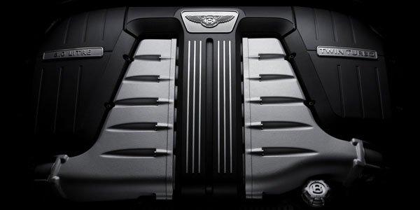 Bentley, spécialiste W12 du groupe VW