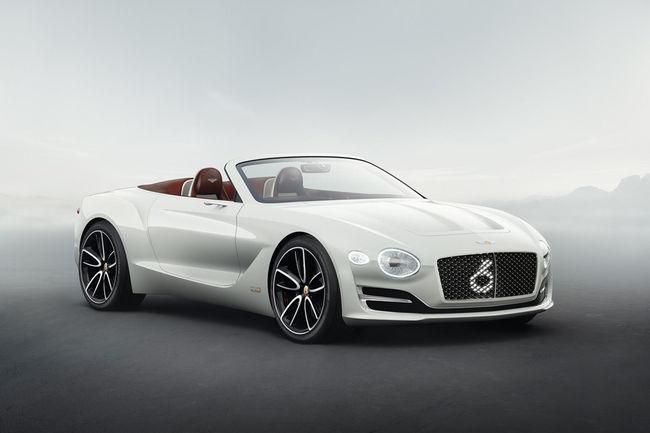 Pas de modèle Bentley tout-électrique avant 2023