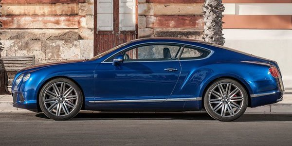 Bentley : une berlinette en approche ?