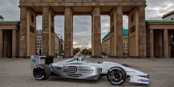 Berlin accueillera la Formula E