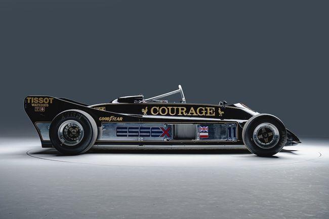 BH Auction : une rare Lotus 88B aux enchères