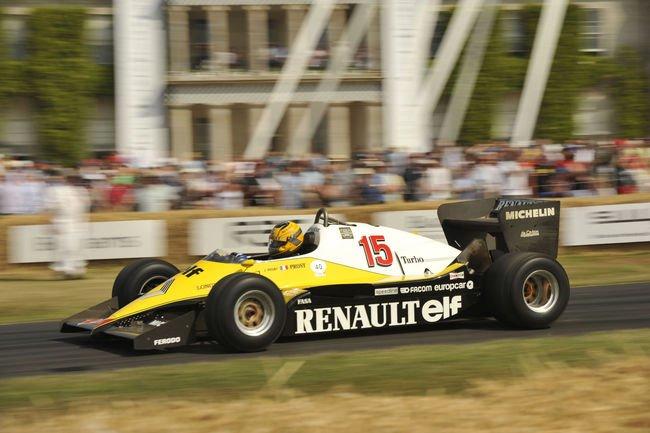 Bientôt un biopic sur Alain Prost
