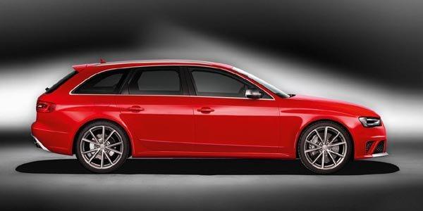 Un moteur V6 pour la future Audi RS4 ?