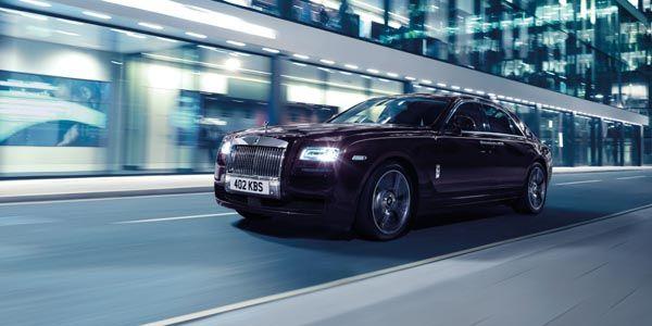 Bientôt un SUV chez Rolls-Royce ?