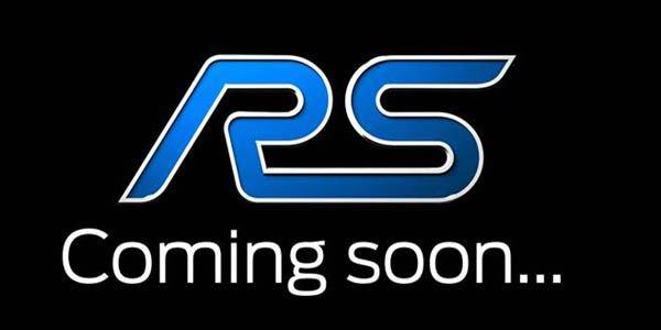 Une nouvelle Ford Focus RS en approche