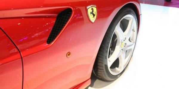 Ferrari, des garde-fous biométriques ?