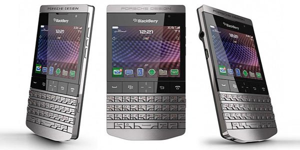 Blackberry P9981 par Porsche Design