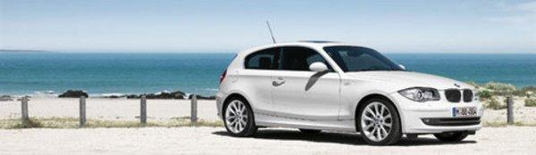 BMW Série 1: et maintenant, la 3 portes