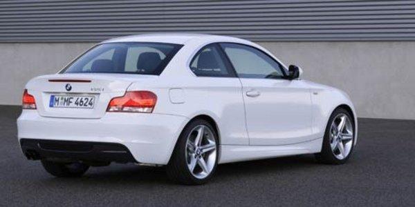 BMW retouche au coeur de la 135i