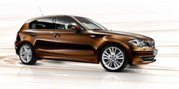 Une BMW Série 1 M pour 2011