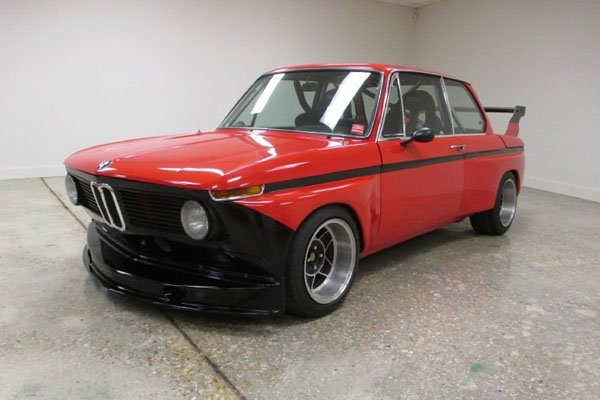 une bmw 2002 zender avec un moteur de m3 e30 evo2 vendre actualit automobile motorlegend. Black Bedroom Furniture Sets. Home Design Ideas