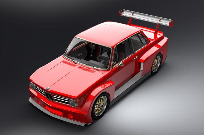 Gruppe5 veut transformer votre BMW 2002