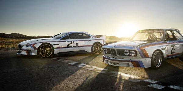 Une version Racing pour le concept BMW 3.0 CSL Hommage