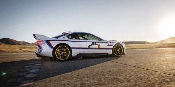 Le concept BMW 3.0 CSL Hommage R à Chantilly