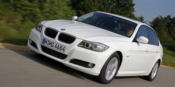 BMW 320d 109 g/km : rêve de VRP