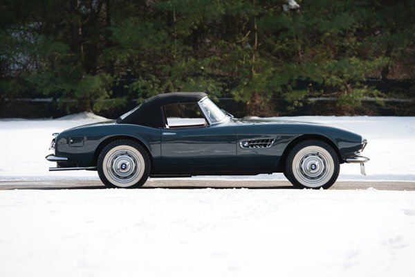 une bmw 507 vendue 1 7 million d 39 euros actualit automobile motorlegend. Black Bedroom Furniture Sets. Home Design Ideas